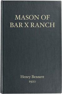 Mason of Bar X Ranch