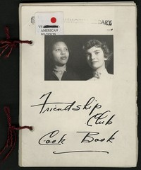 Cover of Friendship Club Cook Book