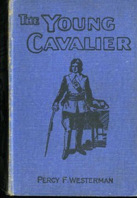 Cover of The Young Cavalier: A Story of the Civil Wars