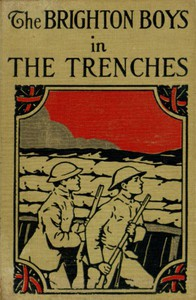 Cover of The Brighton Boys in the Trenches