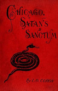 Cover of Chicago, Satan's Sanctum
