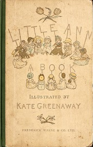 Cover of Little Ann, and Other Poems