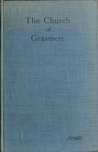 Cover of The Church of Grasmere: A History