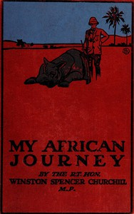 Cover of My African Journey