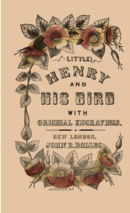 Cover of Little Henry and His Bird