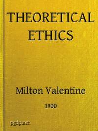 Cover of Theoretical Ethics