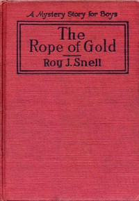 Cover of The Rope of GoldA Mystery Story for Boys