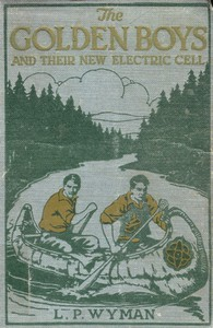 Cover of The Golden Boys and Their New Electric Cell