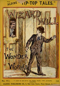 Cover of Wizard Will, the Wonder Worker