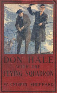 Cover of Don Hale with the Flying Squadron