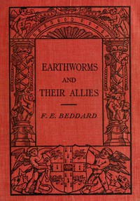 Cover of Earthworms and Their Allies