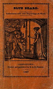 Cover of The Popular Story of Blue Beard
