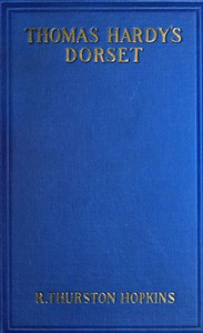Cover of Thomas Hardy's Dorset