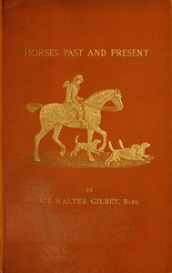 Cover of Horses Past and Present