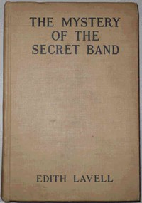 Cover of The Mystery of the Secret Band