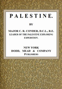 Cover of Palestine