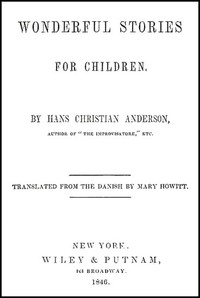 Cover of Wonderful Stories for Children
