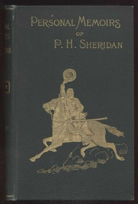 Cover of Personal Memoirs of P. H. Sheridan, General, United States Army — Complete