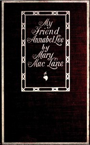 Cover of My Friend Annabel Lee