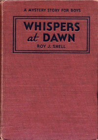 Cover of Whispers at Dawn; Or, The Eye