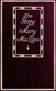 Cover of The Story of Mary MacLane