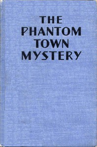 Cover of The Phantom Town Mystery