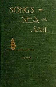 Cover of Songs of Sea and Sail