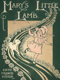 Cover of Mary's Little Lamb: A Picture Guessing Story for Little Children