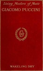 Cover of Giacomo Puccini
