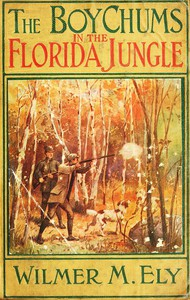 The Boy Chums in the Florida Jungleor, Charlie West and Walter Hazard with the Seminole Indians