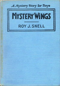Cover of Mystery WingsA Mystery Story for Boys