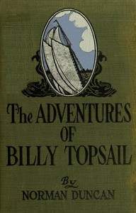 Cover of The Adventures of Billy Topsail