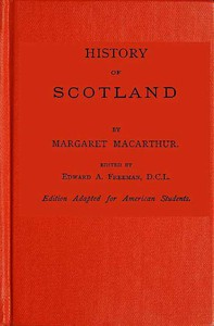 Cover of History of Scotland