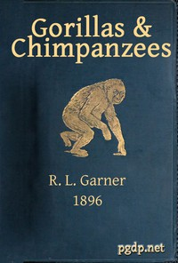 Cover of Gorillas & Chimpanzees