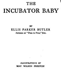 Cover of The Incubator Baby