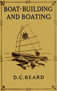 Cover of Boat-Building and Boating