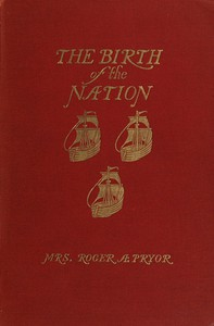 Cover of The Birth of the Nation, Jamestown, 1607