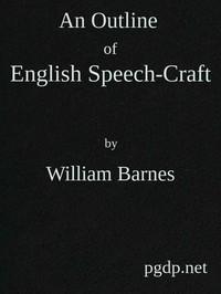 An Outline of English Speech-craft