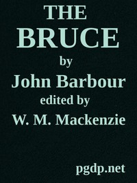 Cover of The Bruce