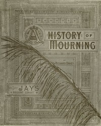 Cover of A History of Mourning