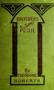 Cover of Brothers of Peril: A Story of old Newfoundland