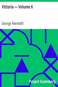 Cover of Vittoria — Volume 6