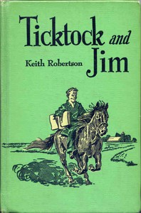 Cover of Ticktock and Jim