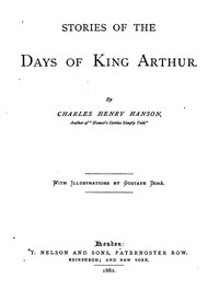 Cover of Stories of the Days of King Arthur