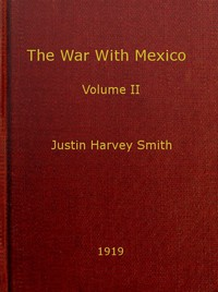 Cover of The War with Mexico, Volume 2 (of 2)