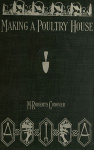 Cover of Making a Poultry House
