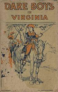 Cover of The Dare Boys in Virginia