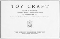 Toy Craft