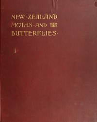 Cover of New Zealand Moths and Butterflies (Macro-Lepidoptera)