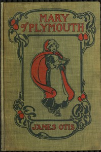 Cover of Mary of Plymouth: A Story of the Pilgrim Settlement
